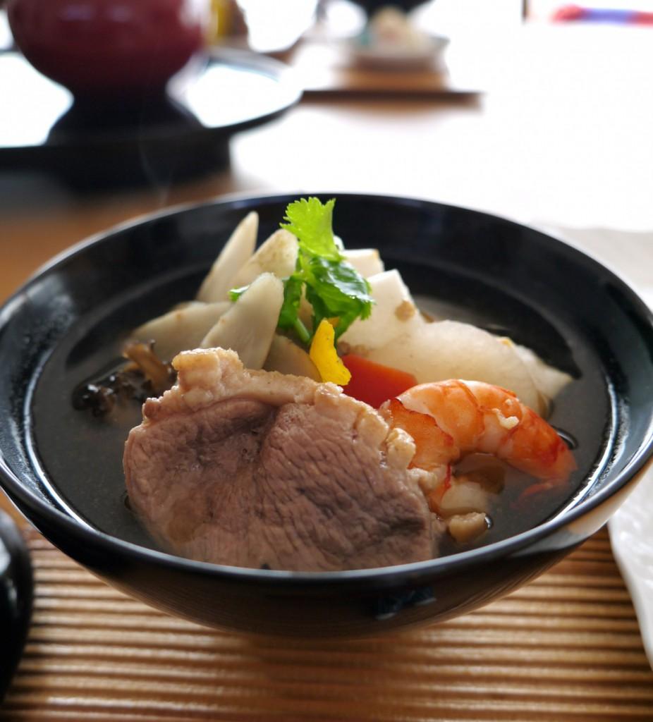 お雑煮2015 002
