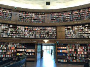 ストックホルム図書館②